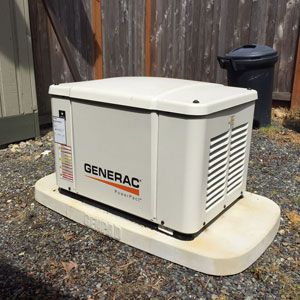 Emergency Backup Generator Installations Seattle, WA
