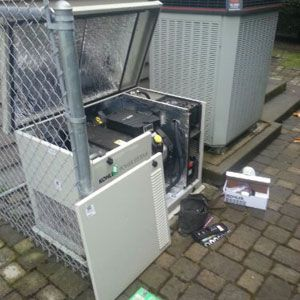 Emergency Generator Installations Seattle